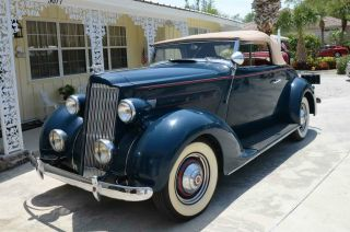 1937 Packard photo