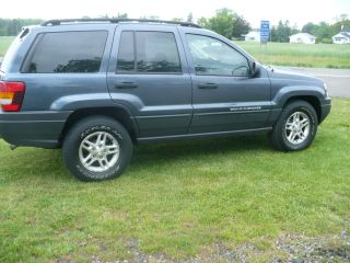 2004 Jeep Grand Cherokee Laredo 4x4 Loaded All Power - Cd Player - No Rust photo