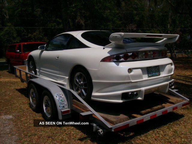 1998 Mitsubishi Eclipse Gsx Hatchback 2 - Door 2.  0l Eclipse photo