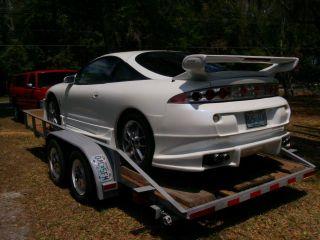 1998 Mitsubishi Eclipse Gsx Hatchback 2 - Door 2.  0l photo