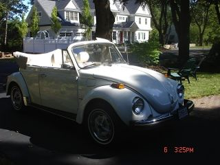1979 Vw Beetle Classic Convertible