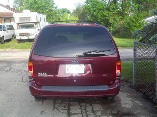 2001 Ford Windstar Se Mini Passenger Van 4 - Door 3.  8l photo