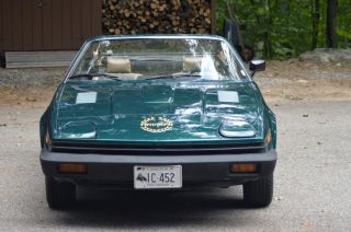 1979 Triumph Tr7 Base Convertible 2 - Door 2.  0l photo
