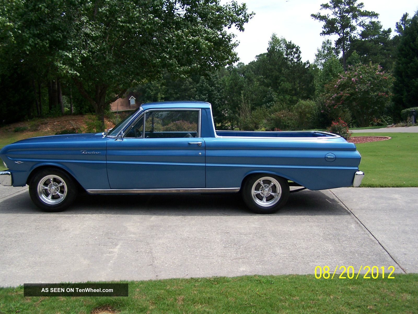 65 Ranchero Wiring Diagram Ford Muscle Car Just 1967 F 100 Color 1965 Base 4 7l 1966 F100 Schematic
