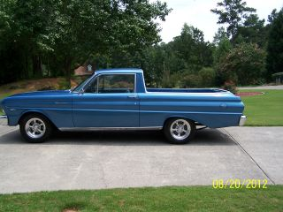 1965 Ford Ranchero Base 4.  7l photo