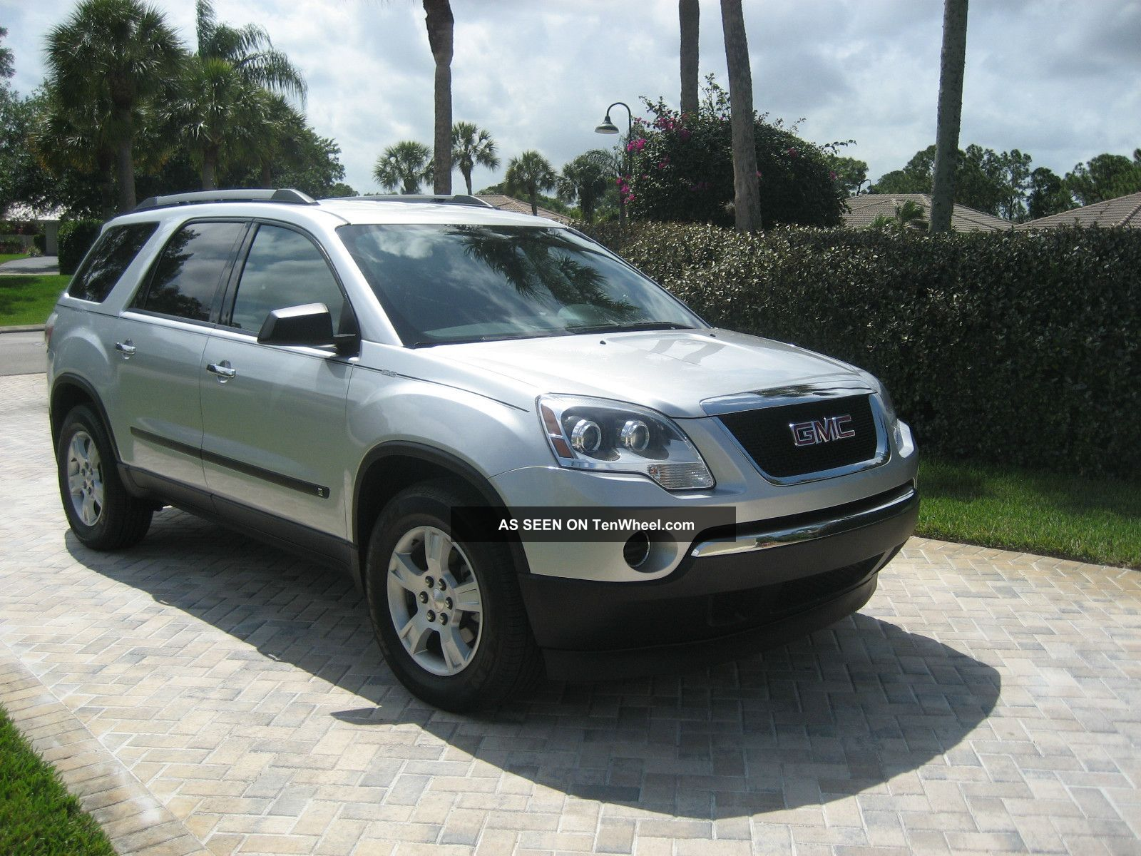 Image Result For  Gmc Acadia Sl