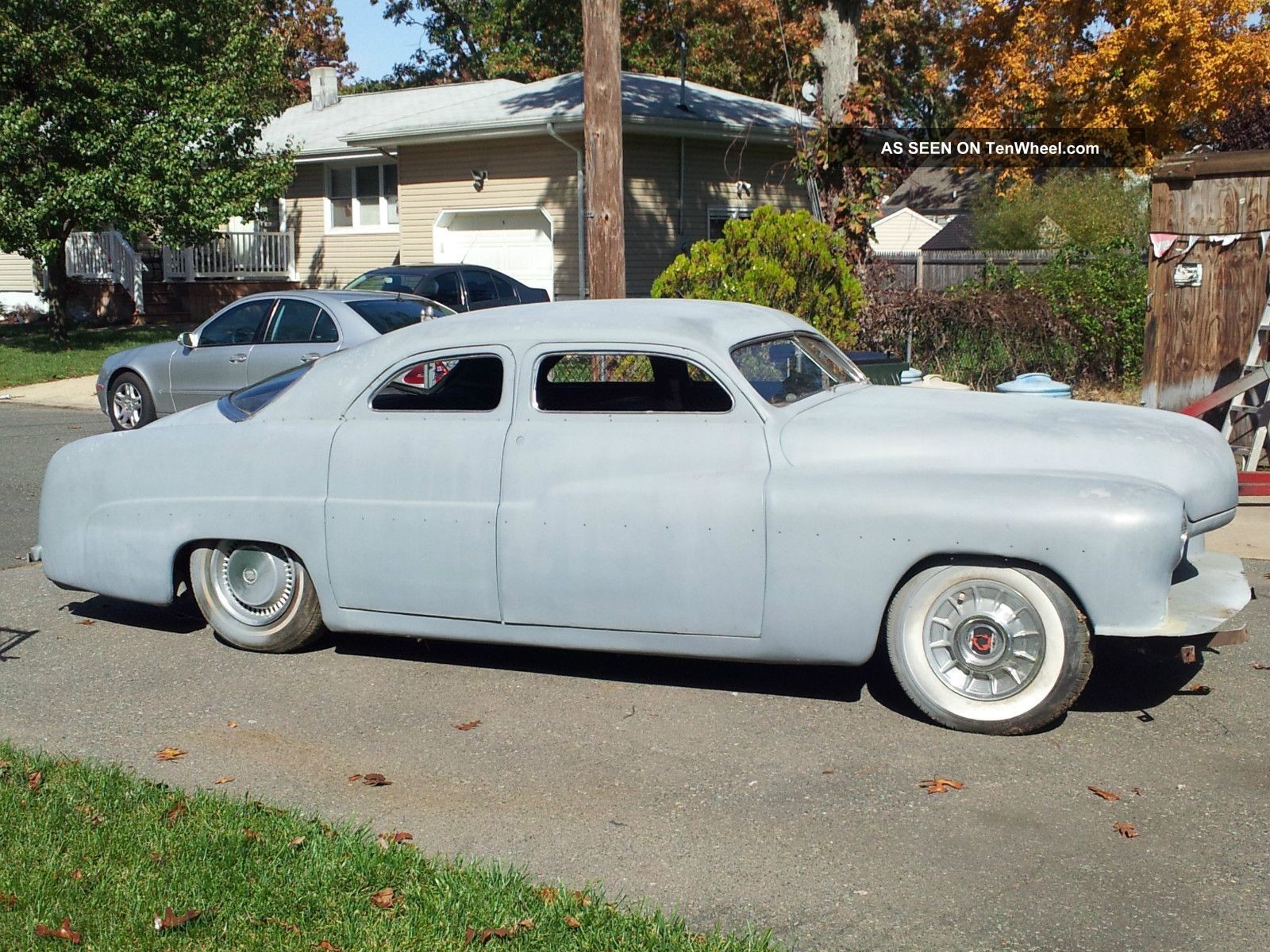1951 Mercury Custom Sedan - Chevy 350 W / Camaro Subframe Other photo