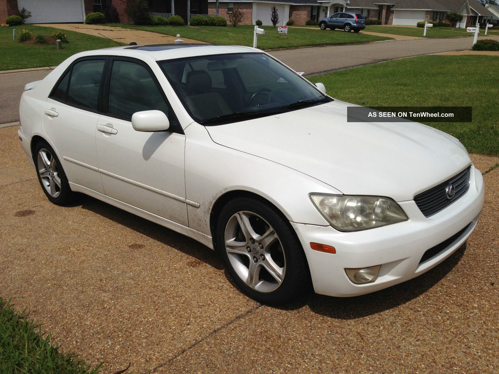 2001 Lexus Is300 Base Sedan 4 - Door 3.  0l IS photo