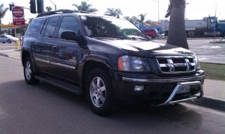 2006 Isuzu Ascender Limited Edition Sport Utility 4 - Door 5.  3l; 7 Passanger photo