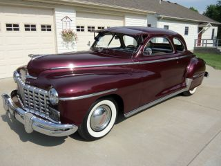 1947 Dodge Coupe photo
