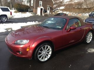 2007 Mazda Miata Mx - 5 Grand Touring Edition photo