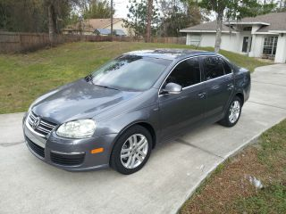 2007 Volkswagen Jetta Wolfsburg Edition 5 - Speed photo