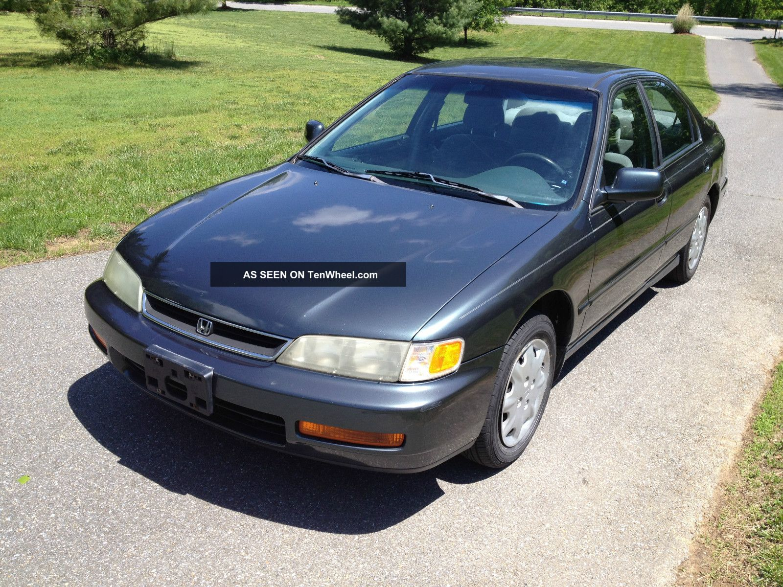 1997 honda accord lx sedan 4 door. Black Bedroom Furniture Sets. Home Design Ideas