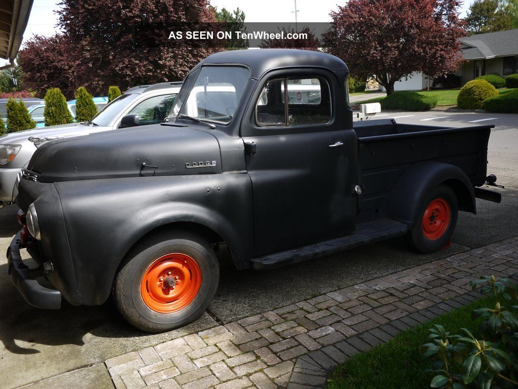 1951 Dodge Pilot House P / U Other Pickups photo