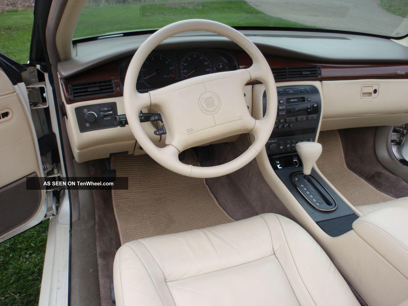 Cadillac Eldorado Convertible Door L Lgw