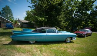 1959 Cadillac Series 62 Convertible photo