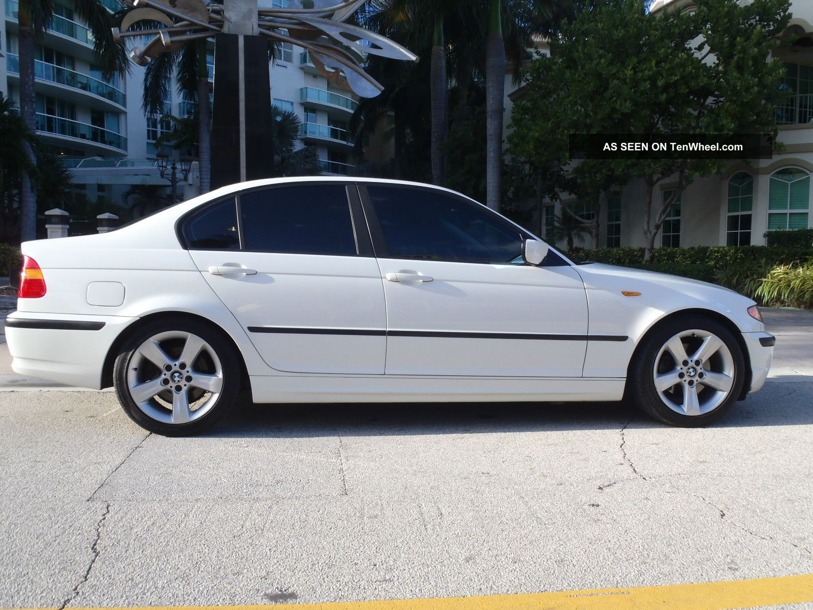 2004 white bmw 325i sport package. Black Bedroom Furniture Sets. Home Design Ideas