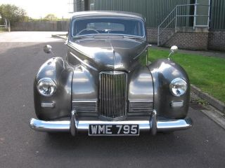 1950 Humber Snipe Limousine Limo photo