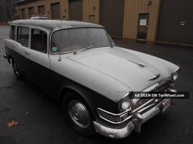 1959 Humber Estate Wagon Other Makes photo