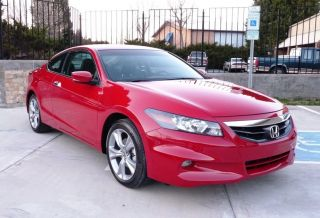 2012 Honda Accord Ex - L Coupe 2 - Door 3.  5l photo