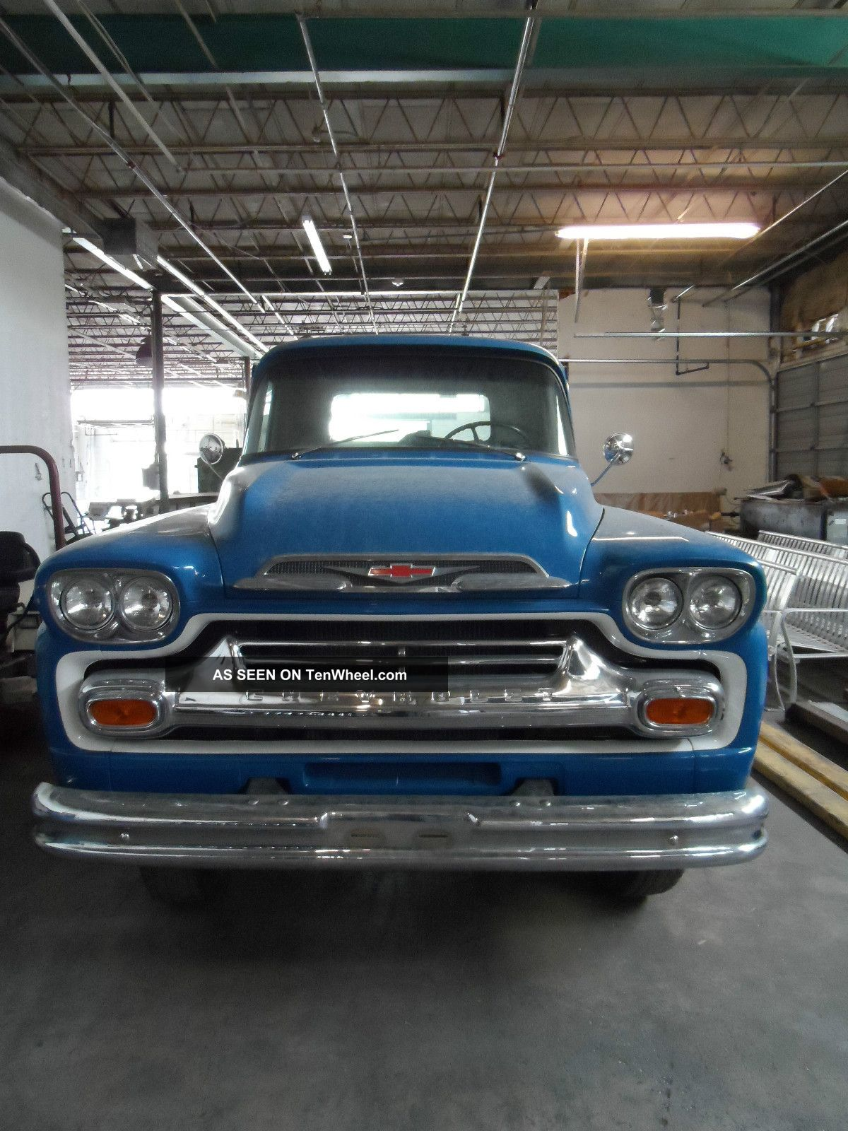 1959 Chevrolet Viking 60 Other Pickups photo
