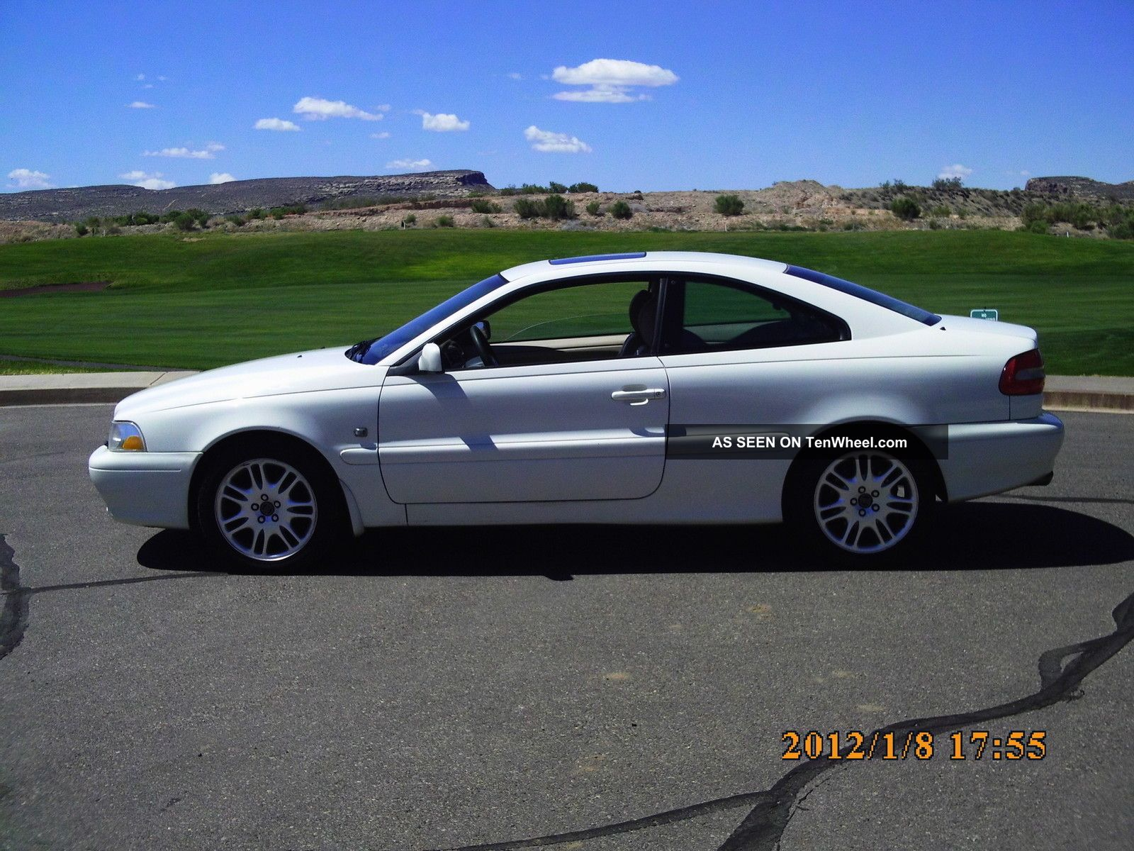 2002 Volvo C70 Coup U00e9 Related Infomation Specifications