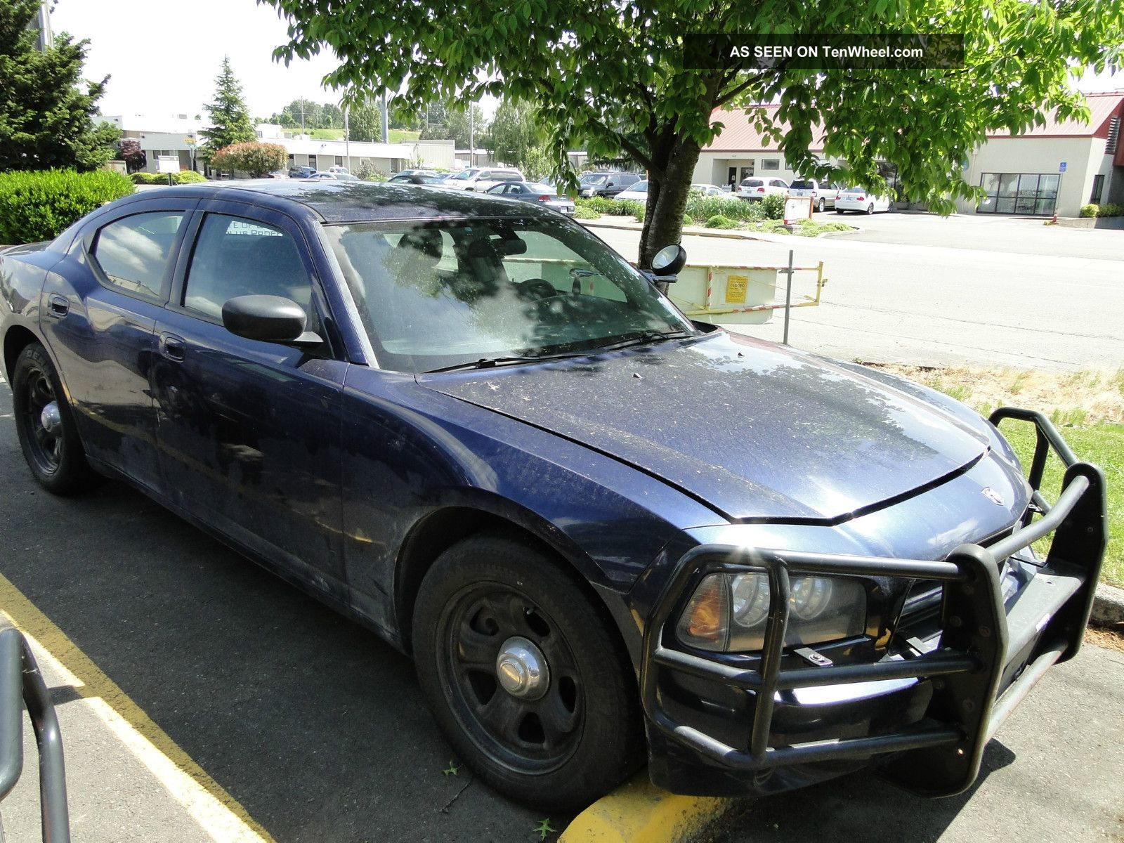 2006 Dodge Charger - Rwd 4 Door Sedan – Ex Police Car