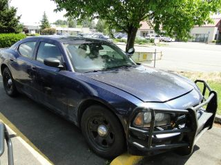 2006 Dodge Charger - Rwd 4 Door Sedan – Ex Police Car photo