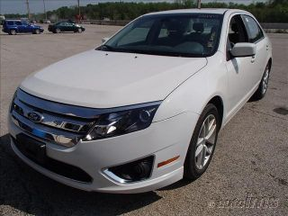 Ford Fusion 2012 - 4 Cylinder Gas - Automatic Transmission - Cloth Interior - 34k Mile photo
