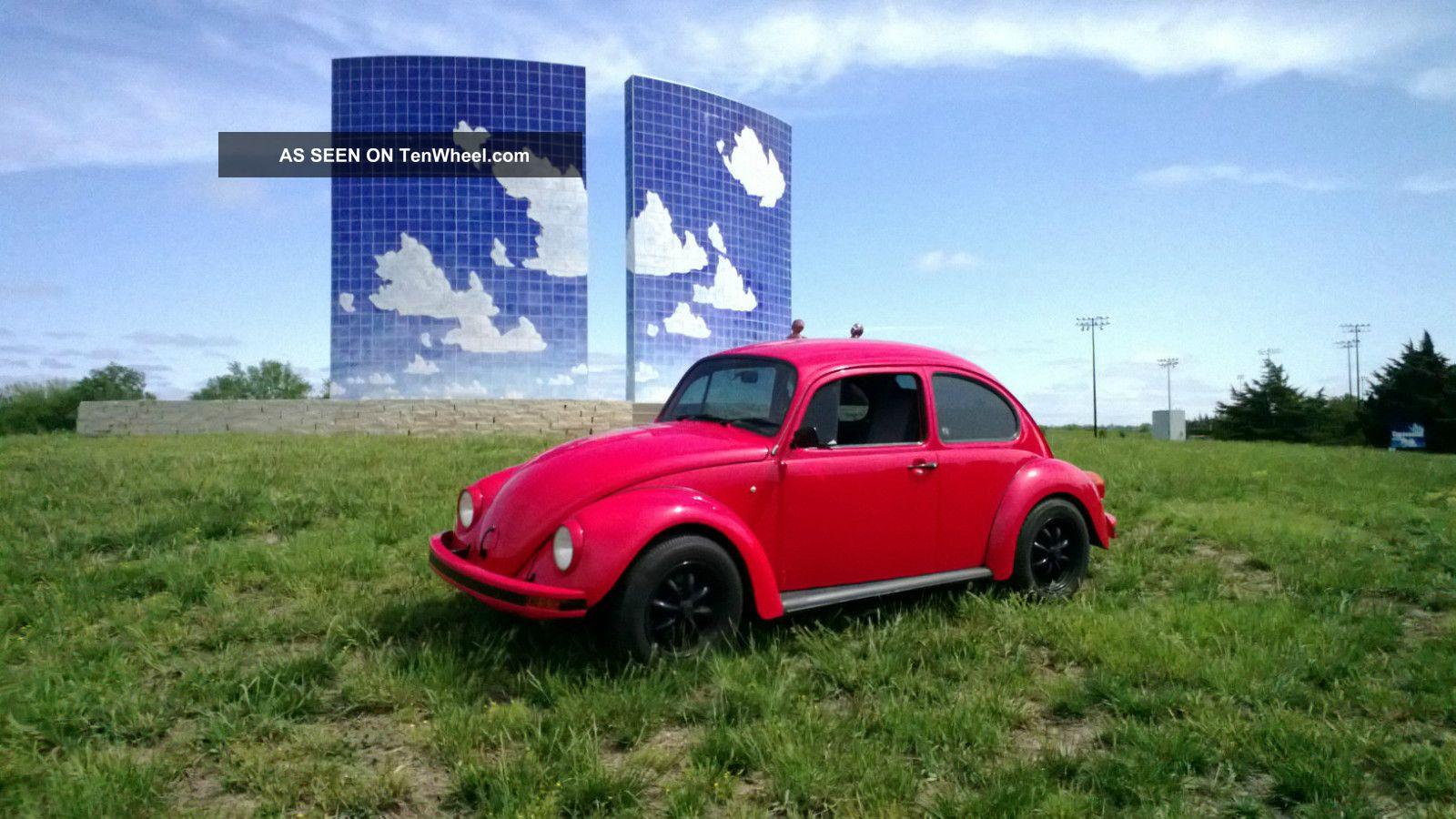 2003 / 1974 Volkswagen Mexican Beetle Beetle - Classic photo