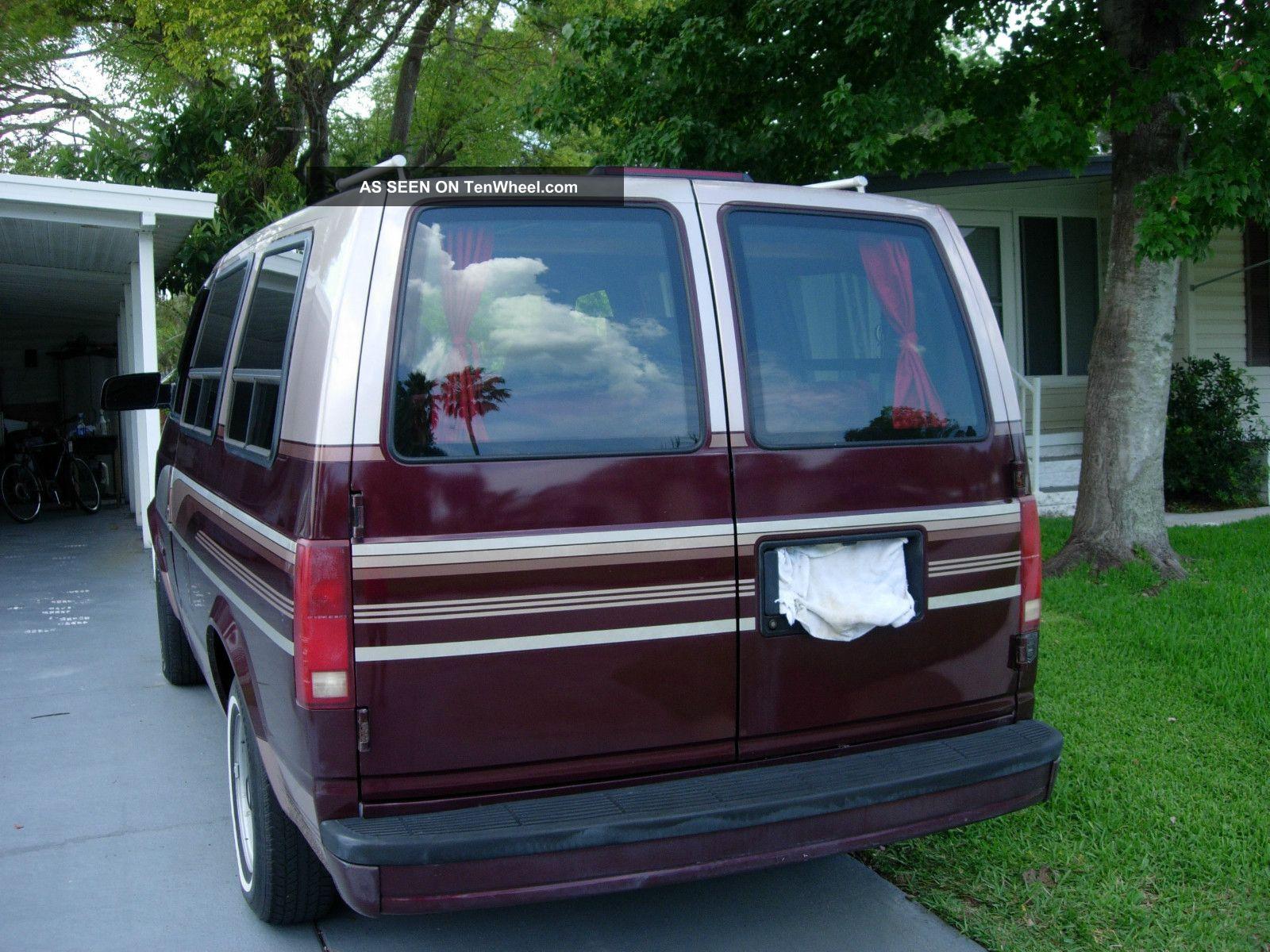 1994 Gmc Safari Extended Version Conversion Van