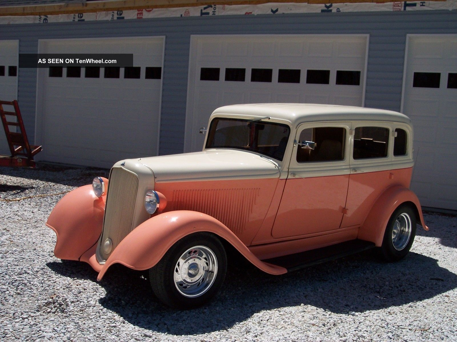 1933 dodge autos post for 1933 dodge 4 door