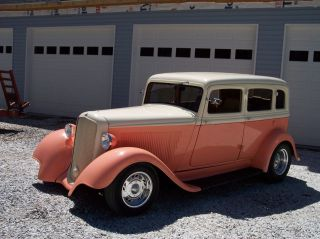 1933 Plymouth Sedan photo