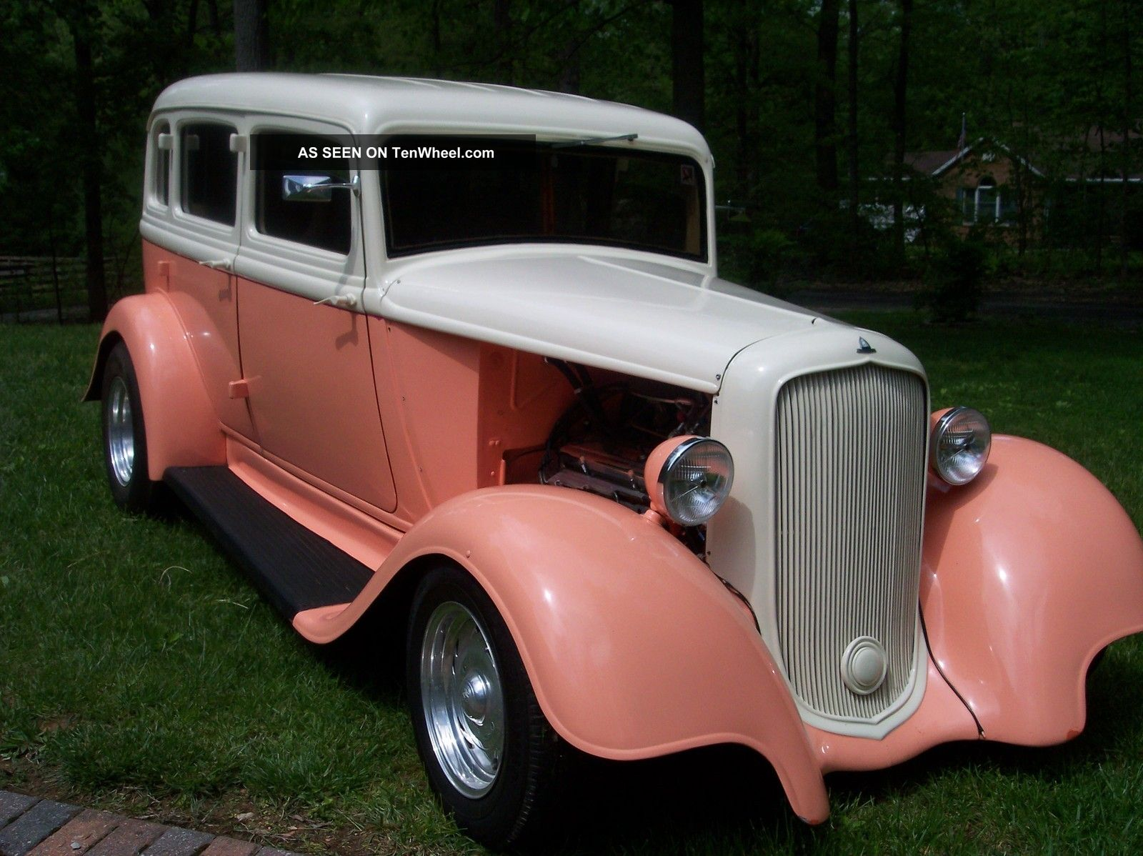 1933 plymouth sedan for 1932 plymouth 4 door sedan