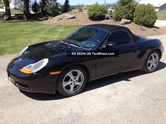 Porsche Boxster Black On Black Lgw on 2000 Chrysler Sebring Owners Manual