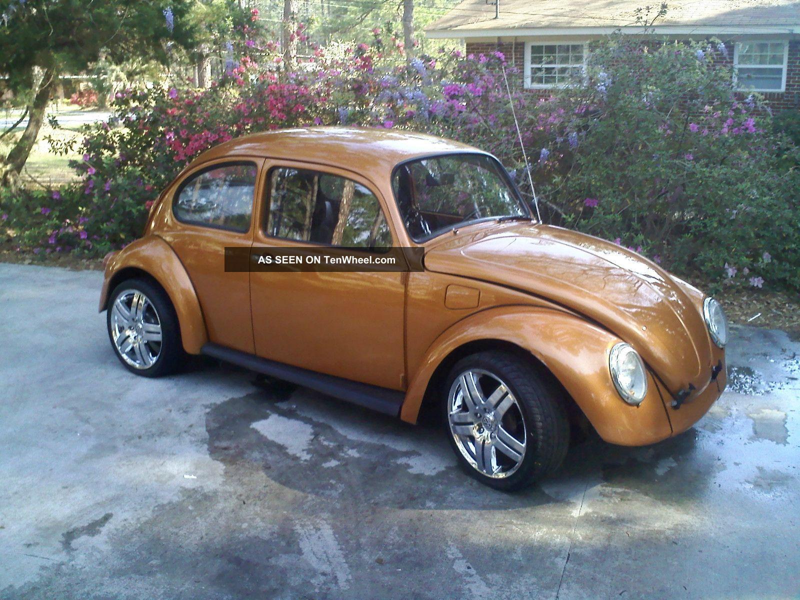 1969 Volkswagen Beetle Beetle - Classic photo