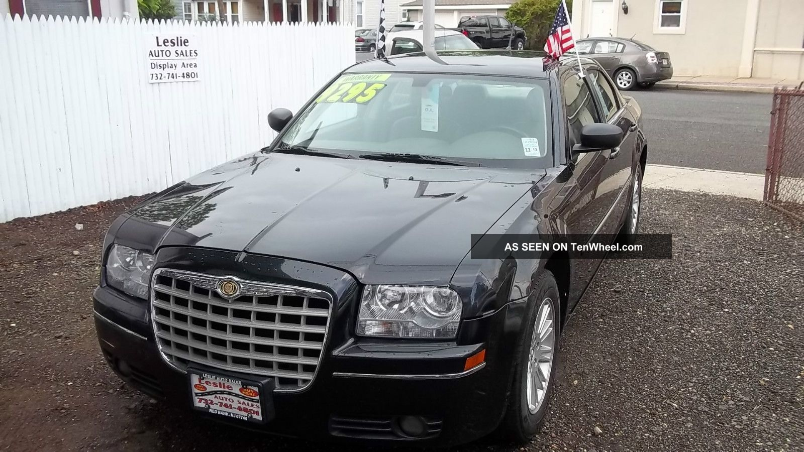 2008 Chrysler 300 Touring Loaded 300 Series photo