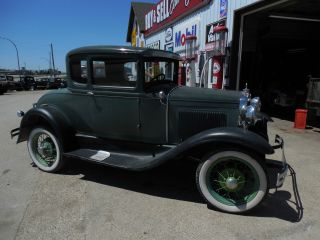 1931 Ford Model A Rumble Seat Coupe photo