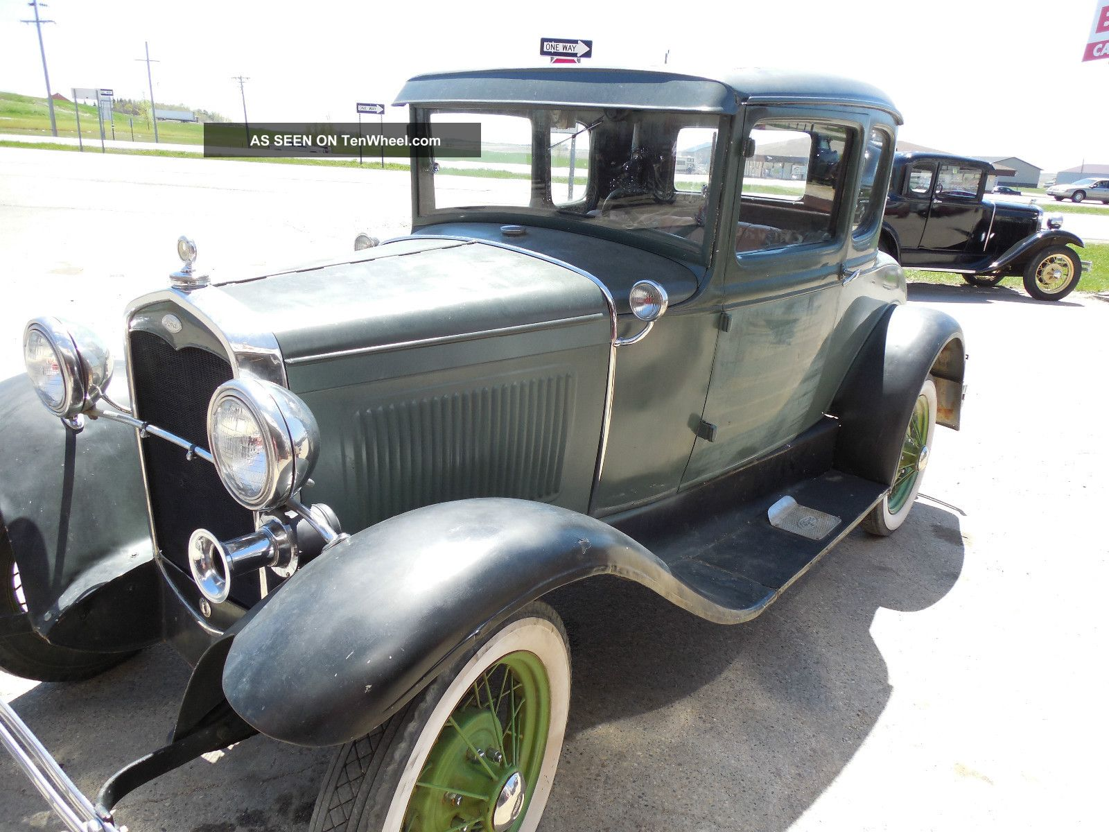 1931 ford model a rumble seat coupe. Black Bedroom Furniture Sets. Home Design Ideas