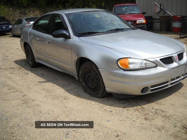 2005 Pontiac Grand Am Grand Am photo