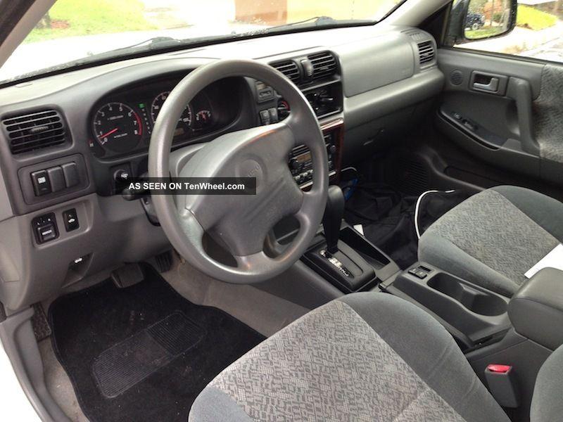2002 Isuzu Rodeo S V6 Sport Utility 4 - Door 3  2l