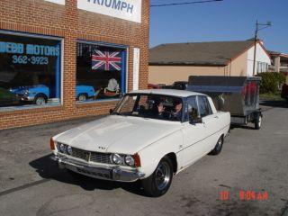1967 Rover Tc 2000 photo
