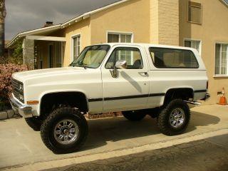 1991 Chevrolet Blazer K5 photo
