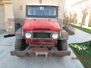 1969 Toyota Land Cruiser Fj40 photo