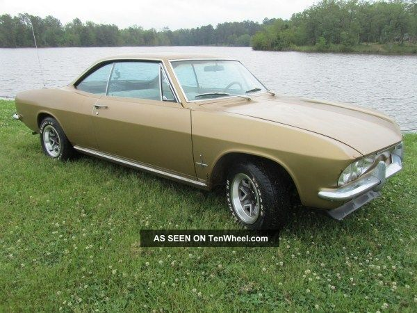 1966 Corvair Coupe.  Driver,  110 Hp,  4 Speed, Corvair photo