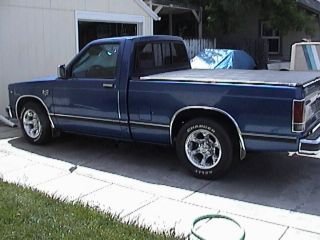 1982 Chevy S10 Durango Highly Modified 360 Cid photo