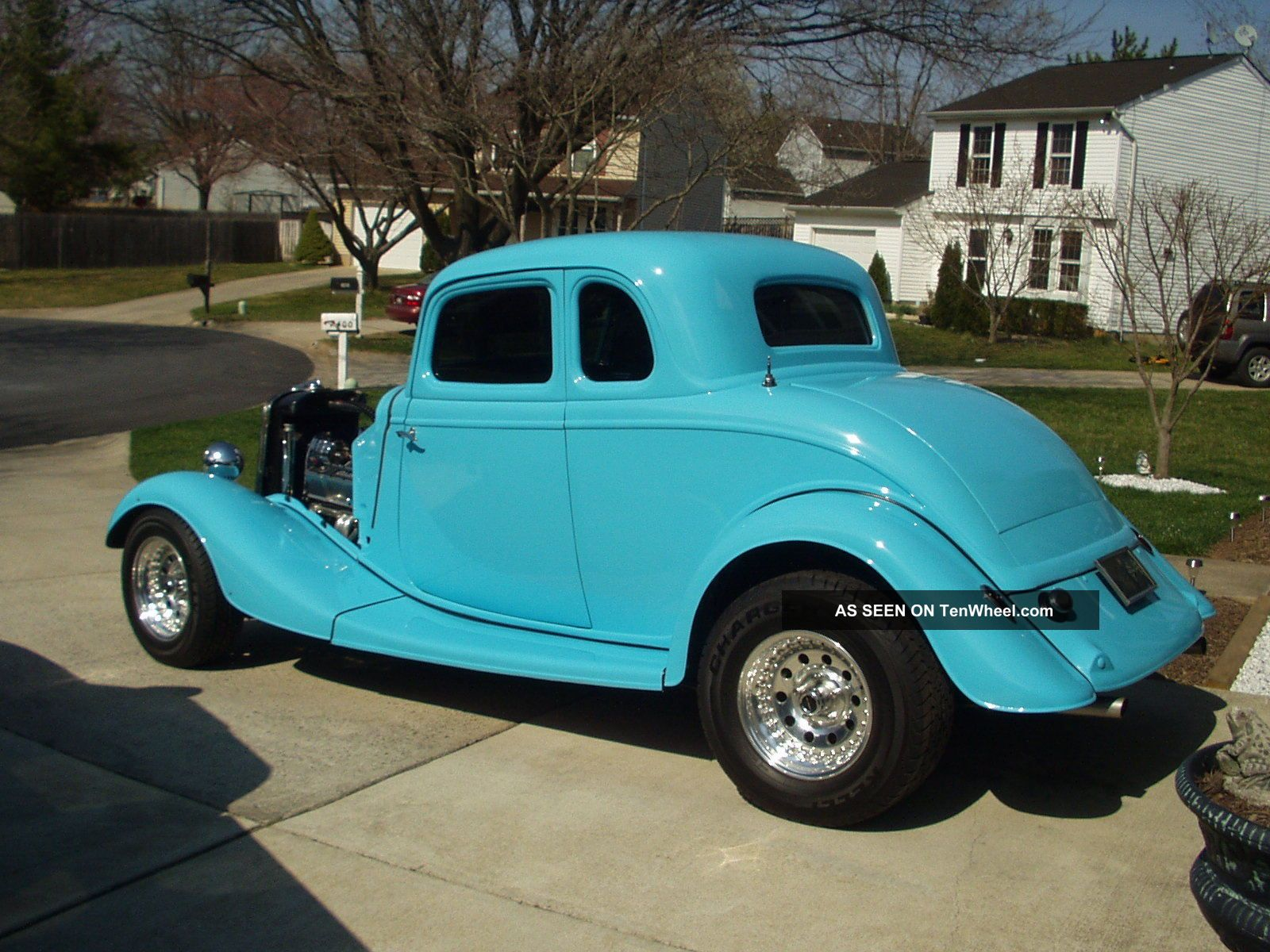 1934 Ford 5 Window Street Rod Other photo