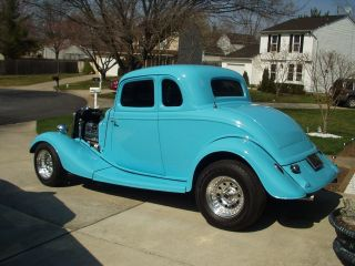 1934 Ford 5 Window Street Rod photo