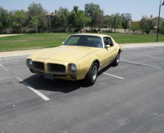 Rockford Firebird Esprit Light 1973 Pontiac Firebird 5.  7l 350 Cu.  In.  V8 photo