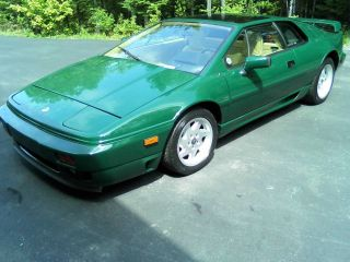 1991 Lotus Esprit Turbo Special Edition photo